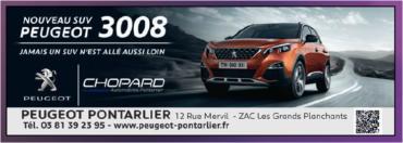 Peugeot Pontarlier